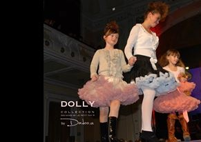 fashion show in Czech