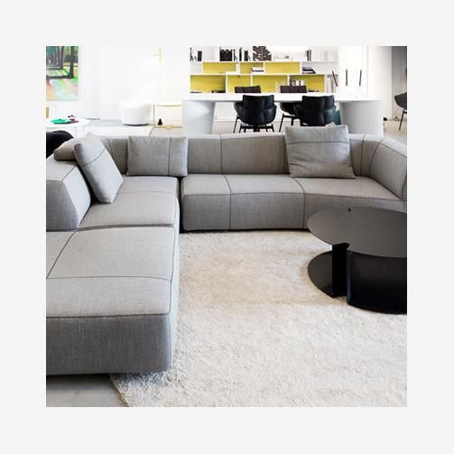 31 best Banken images on Pinterest Sofa, Sofas and B\b italia - design polstersofas oruga leicht