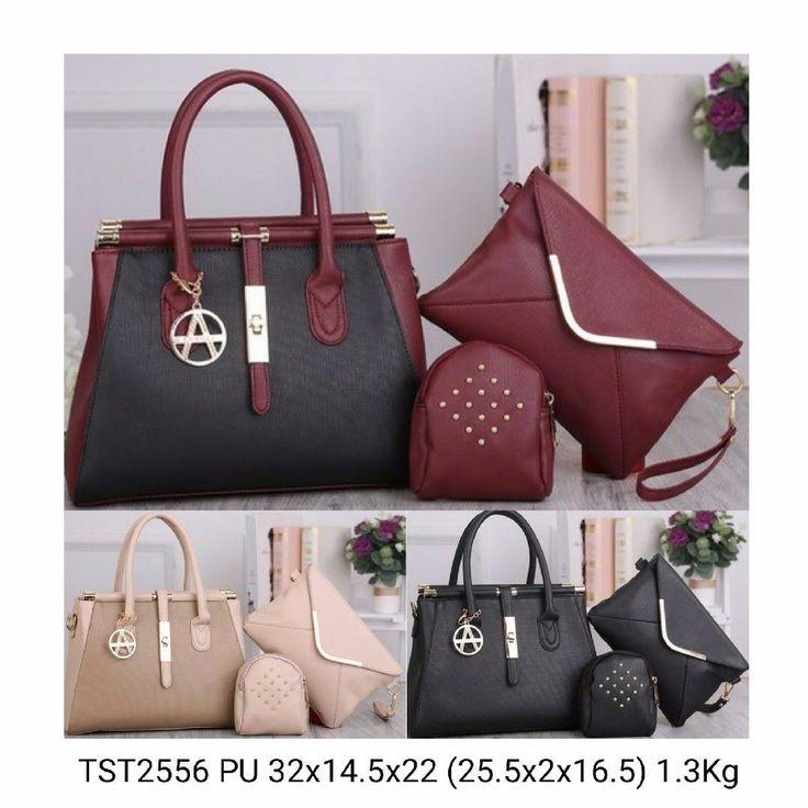 TST2556 Maroon Apricot Black PU IDR 225.000 32x14.5x22 (25.5x2x16.5) 1.3Kg  Hubungi kami di:  Line: girlia_id Telegram: @girliaid CS1 : D0D1B201 / WA: 081347103932 CS2 : D21B1E5B / WA: 08125658895 IG testi: @testigirlia  Girlia Fashionstore your chic #dailygears  #beautiful #fashion #instafashion #purse #shopping #stylish #girliaproject #girliafashionstore #tasimportmurah #tas #tasfashion #grosirtasmurah #tasbatammurah #taskorea #tasbranded #tasmurmer