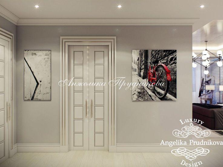 Дизайн проект интерьера детской комнаты в ЖК Розмарин в стиле Лофт - фото