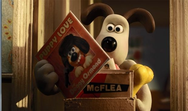 Some of Gromit's LP collection includes Puppy Love by Doggy Osmond and hits by McFlea. Puns, movie references and nods to Aardman's past abound in Wallace & Gromit: A Matter Of Loaf And Death…