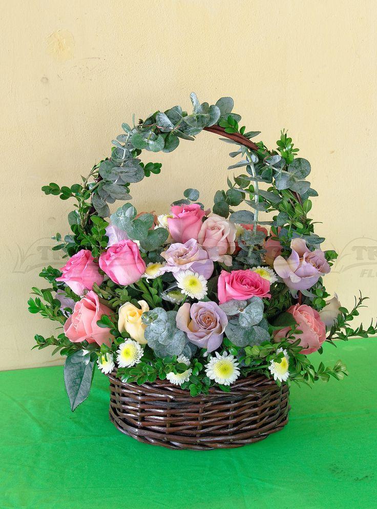 Pin De Floreria Tropica En Arreglos Florales Floral