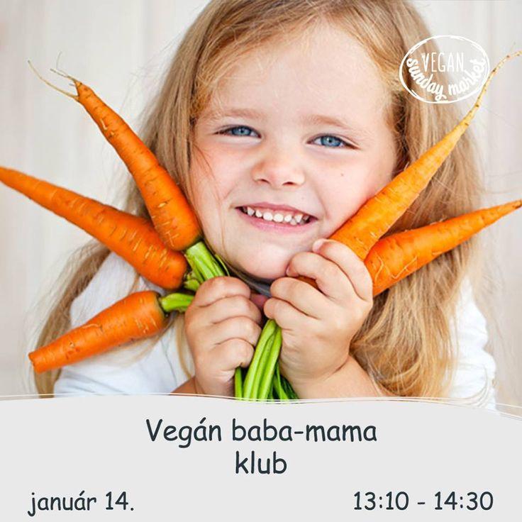 Vegán baba-mama klub az Anker'tben (vegán piac/ ingyenes)