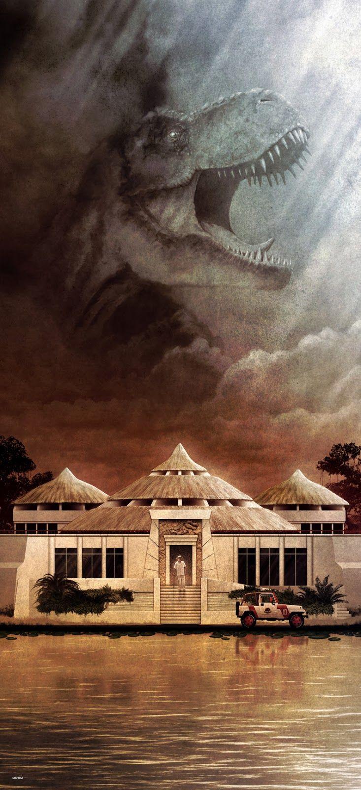 Jurassic Park (1993) - IMDb