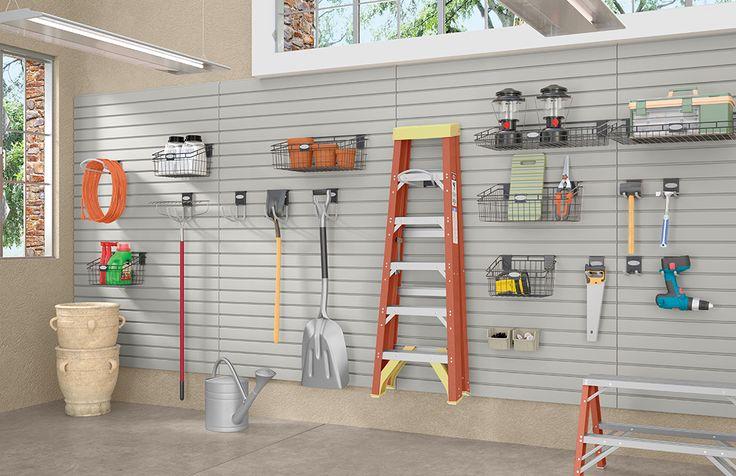 'Tis the season to reorganize your garage.