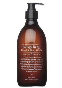 The Aromatherapy Co Sweet Lime & Mandarin Hand & Body Wash 500ml