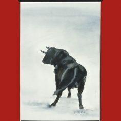le taureau Isiero