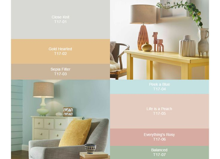 A marca americana escolheu 20 cores que serão a sensação do décor no próximo ano, divididas entre 3 paletas de cores nomeadas de acorco com sentimentos