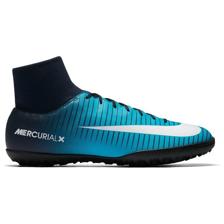 Nike Mercurial Victory DF Mens Astro Turf Trainers | Mens Football Boots
