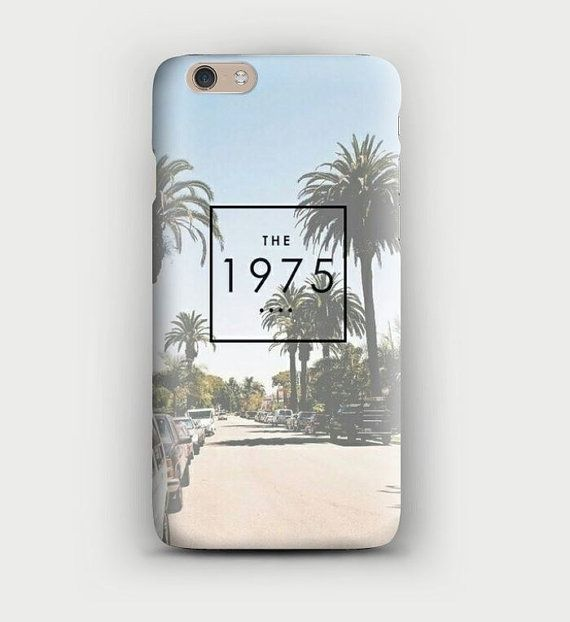 THE 1975 CALI CASE! Available for iPhone 5, 5S, 6, 6+, and Samsung Galaxy S5. Glossy finish and high quality print. Make sure to leave