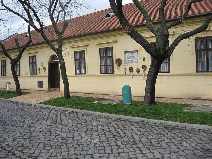 Erkel Ferenc szülőháza Gyulán