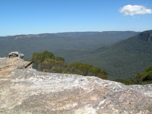 Jamison Valley, New South Wales