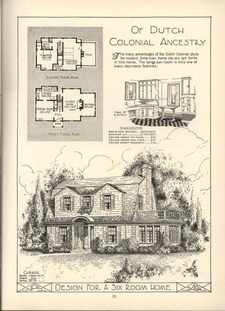 Lake Shore Lumber & Coal [house plans].