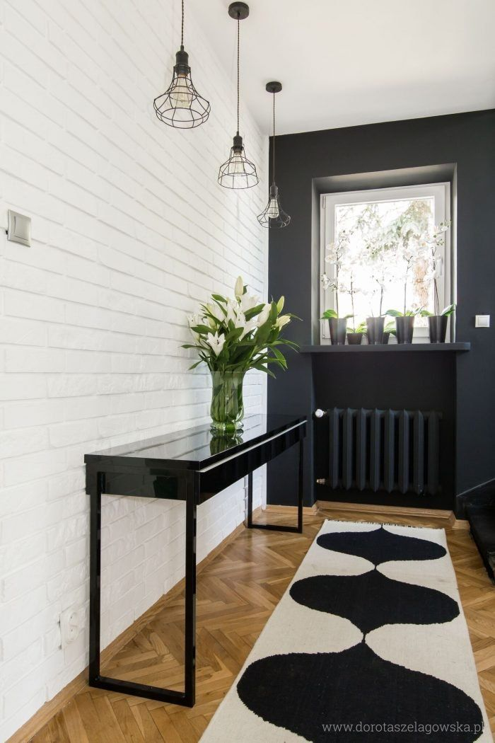 przekle stwo korytarza czyli szybka metamorfoza wej cia. Black Bedroom Furniture Sets. Home Design Ideas