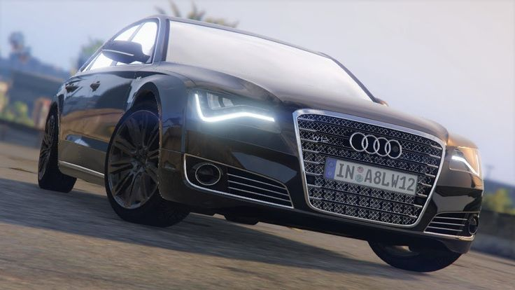 GTA 5 2010 Audi A8 L W12 New Mod https://www.youtube.com/watch?v=ZGVijvu86GY #gamernews #gamer #gaming #games #Xbox #news #PS4