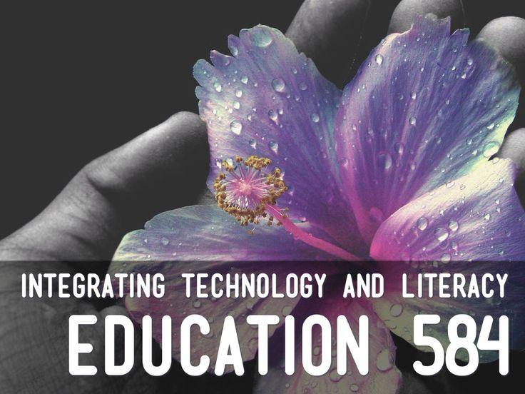 """Integrating Technology And Literacy"" - A Haiku Deck by Judy Arzt"
