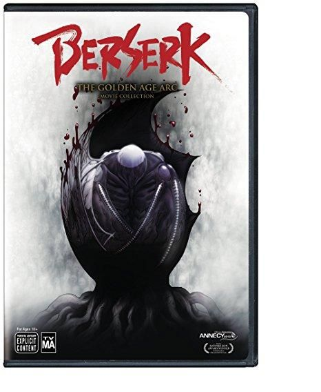 Various - Berserk - The Golden Age Arc Movie Collection