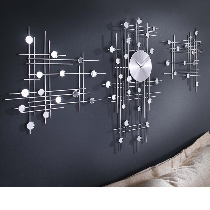 111 best Dekoration   Deko-Saison images on Pinterest Products - wanduhr design wohnzimmer