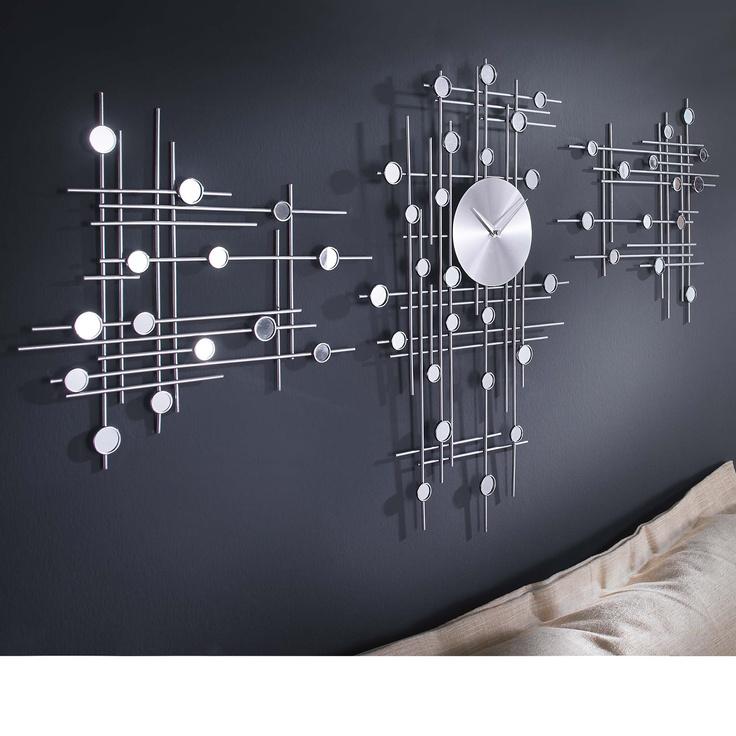 111 best Dekoration   Deko-Saison images on Pinterest Products - küchen wanduhren shop
