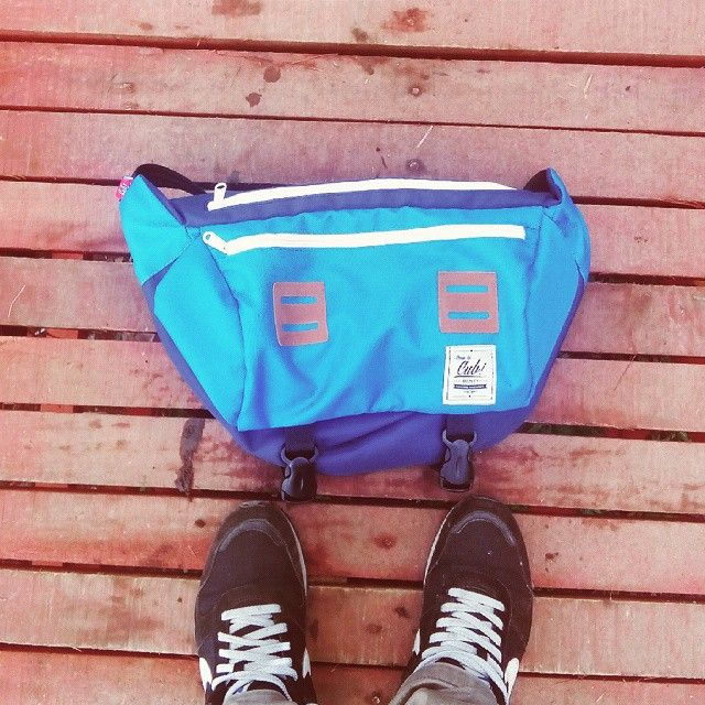 Blue navy messenger bag from CUB TRAVELER, IDR: 250.000, Special Feature: Unique design and big compartement, Spesification: Dimension: 30x20x15cm, Material: High Quality Cordura + inner lining torin water repellent, Large Main Compartment, 1 zippered pront pocket + 1 back pocket, Padded Shoulder Straps, Near-back quick access pocket, Reinforced Waterproof Bottom, Colors: Black-Grey, Navy-blue, Navy-Red, Order: +62-87722077877, Line: sfkgoods, Pin: 7DA65779, #wanderlust #messengerbag