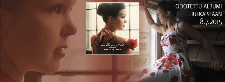 Maria Tyyster - Etusivu