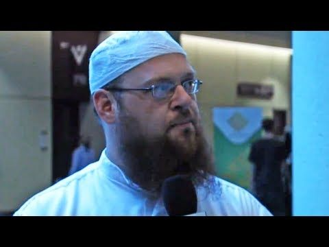 Roman Catholic Convert to Islam - The Deen Show