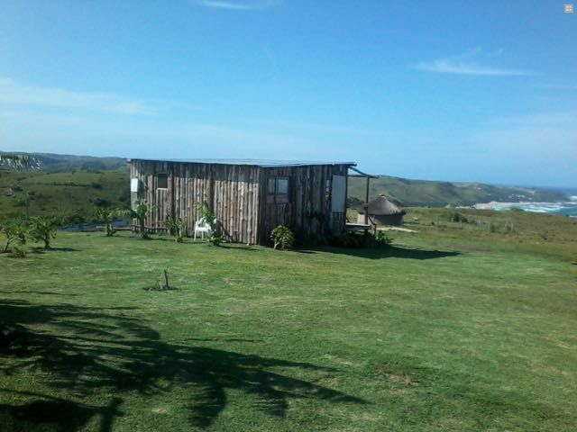 Serendipity Cottages - Set atop a cliff between Coffee Bay and the Mtatha River Mouth, Serendipity Cottages offers two self-catering cottages to those looking to get away from it all... literally! Your neighbours are some cows, a few pigs and the friendly local Xhosa community of Matokazini. #wildcoast #where2stay #southafrica