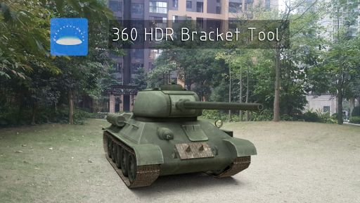 360 HDR Bracket Tool v2.1.0   360 HDR Bracket Tool v2.1.0Requirements:4.1Overview:This app is actively developed by an FX TD (Visual Effects Technical Director) aiming to allow fast and no-brainer preparing 360 images for producing HDRI images efficiently with Theta S or Theta SC.  Images taken need to be exported to another app or on computer to merge them into the .hdr or the .exr file. There are lots of options to do that it is suggested to use Photomatrix PT Gui Photoshop or Lightroom…