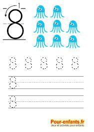 exercice d'écriture maternelle a imprimer - Recherche Google
