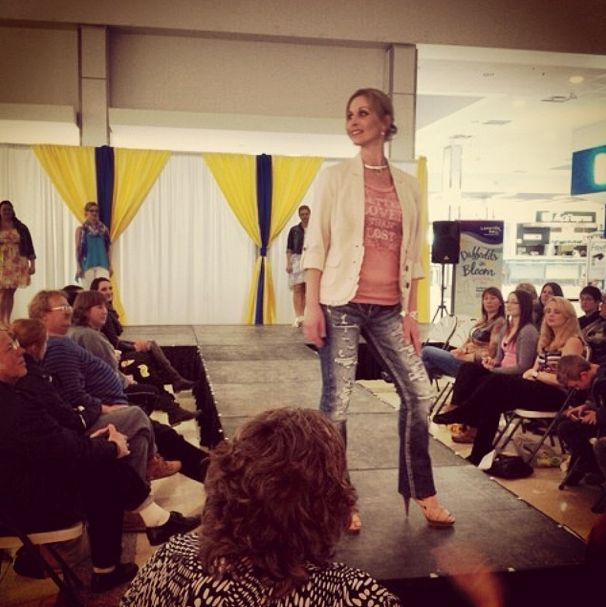 BIG thanks to everyone who came out to our #DIBLM Fashion Show yesterday, all of the models and the @Canadian Cancer Society! And a special thanks to our sponsors: Enviro Trends, Caryl Baker Visage & @Booster Juice! See you next year!! #Sarnia #SLont
