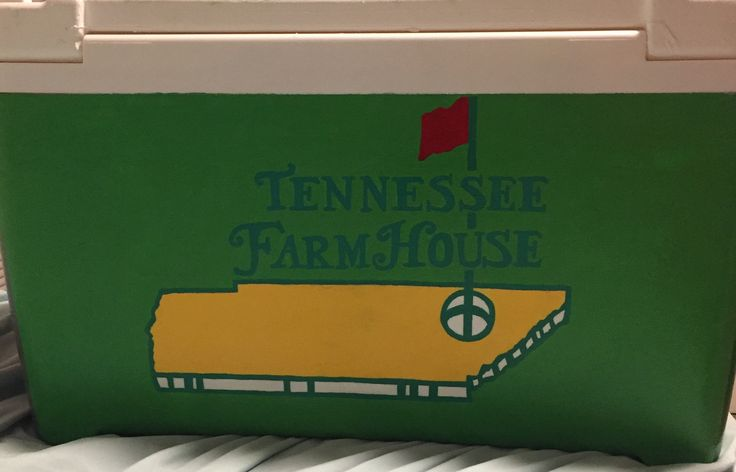 FarmHouse Fraternity cooler