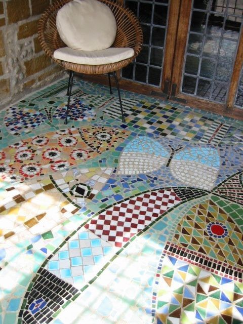 49 Best Images About Funky Floors On Pinterest Shower