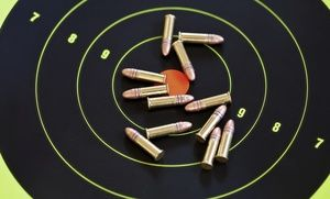 Groupon - Shooting-Range Package for Two or Four with Gun Rentals atThe Shooters' Club (Up to41%Off) in River Ridge. Groupon deal price: $35