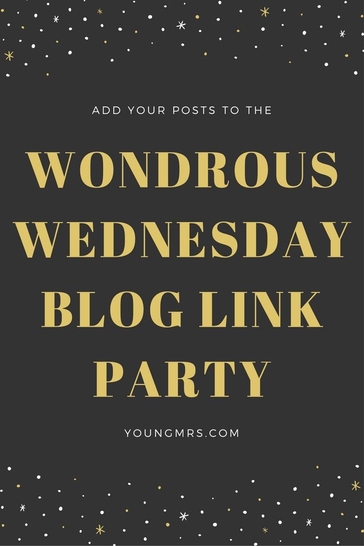 Join this link party/link up/blog hop for bloggers and site owners everywhere! Share your blog posts here to gain exposure and get support from other bloggers!