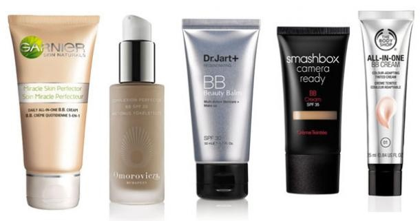 The 5 best BB (beauty balm / blemish balm) creams