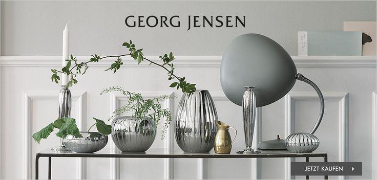 Georg Jensen - dänisches Design. scandinavian design centre.