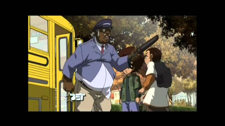 The Cast Of The Boondocks. Voice actors