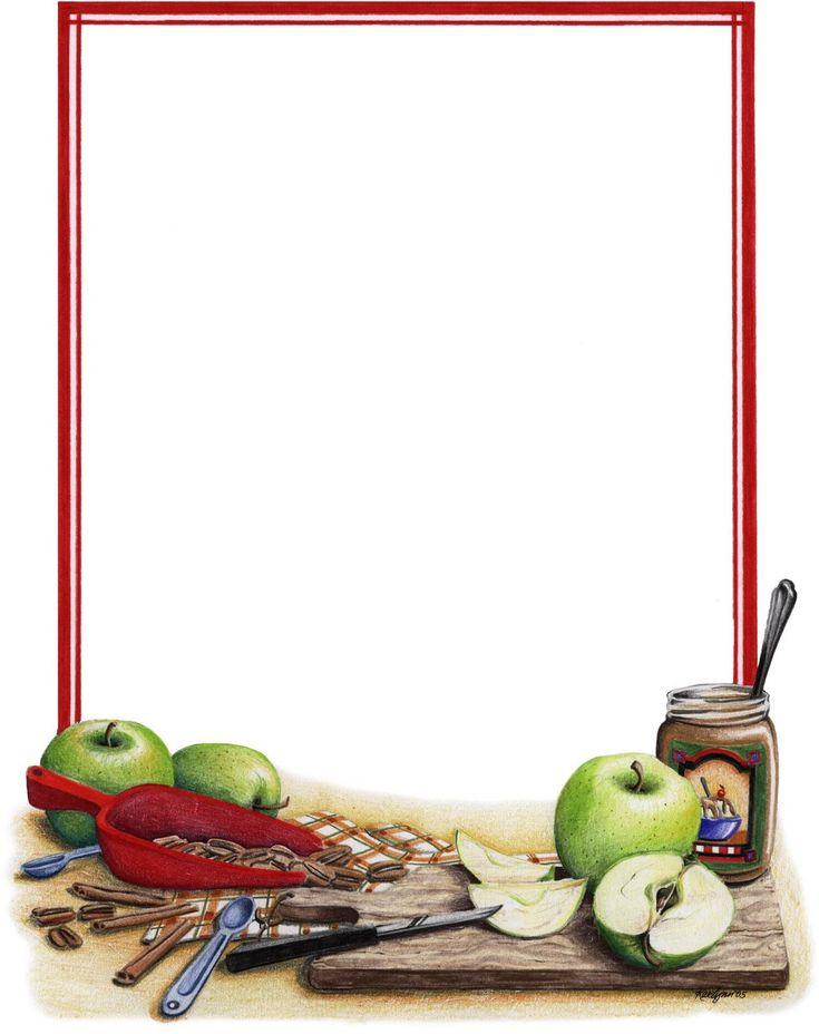 Картинки здоровое питание рамка