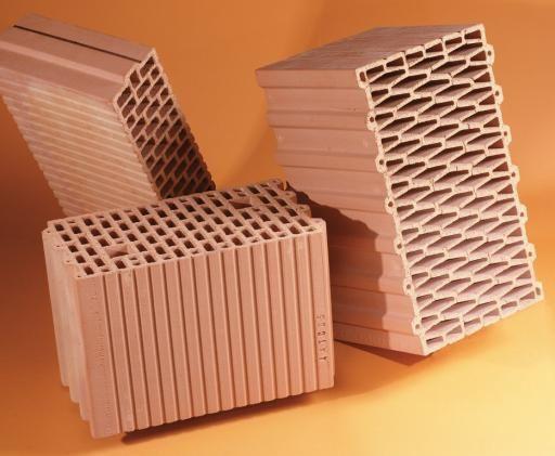 Ячеисто-бетонные блоки