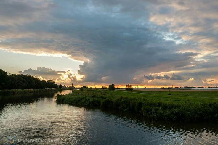 Met dank aan Martijn Roos: Lange Vaart, Bleiswijk
