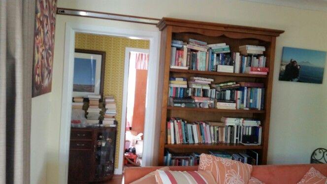My bookcase/sliding door (1)