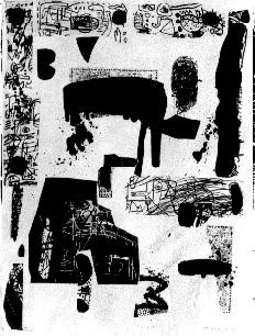 Print IV (1985) - Modhir Ahmed