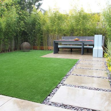 great, small backyard                                                       …