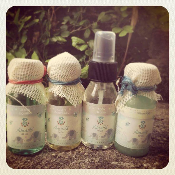 Baby kits en Felicità con aroma a bebé!