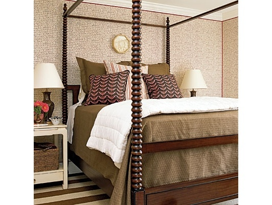 Four Poster Bed  Home And Garden Design Ideas