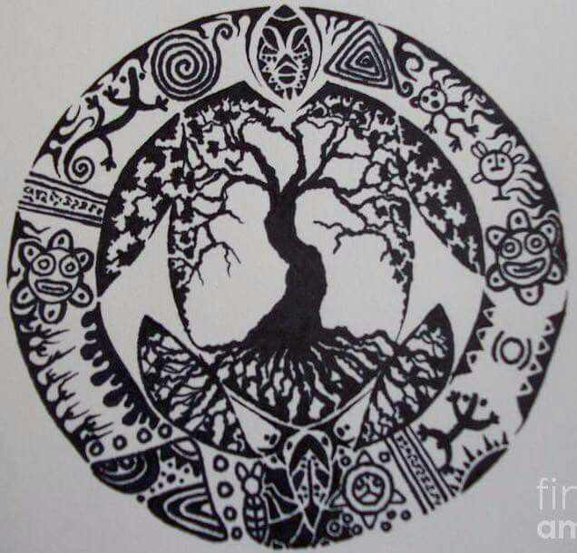 Tree of Life Boricua