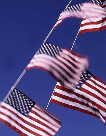 american flag etiquette memorial day