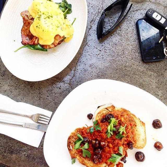 Yum! Brunch delights at Thomas Corner Eatery