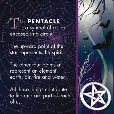 Pentacle - Pinned by The Mystic's Emporium on Etsy