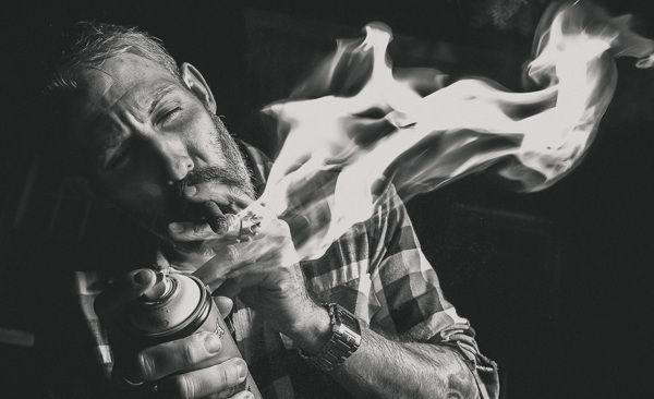 Portrait : Sterling Downey by J.F. Mailhot, via Behance